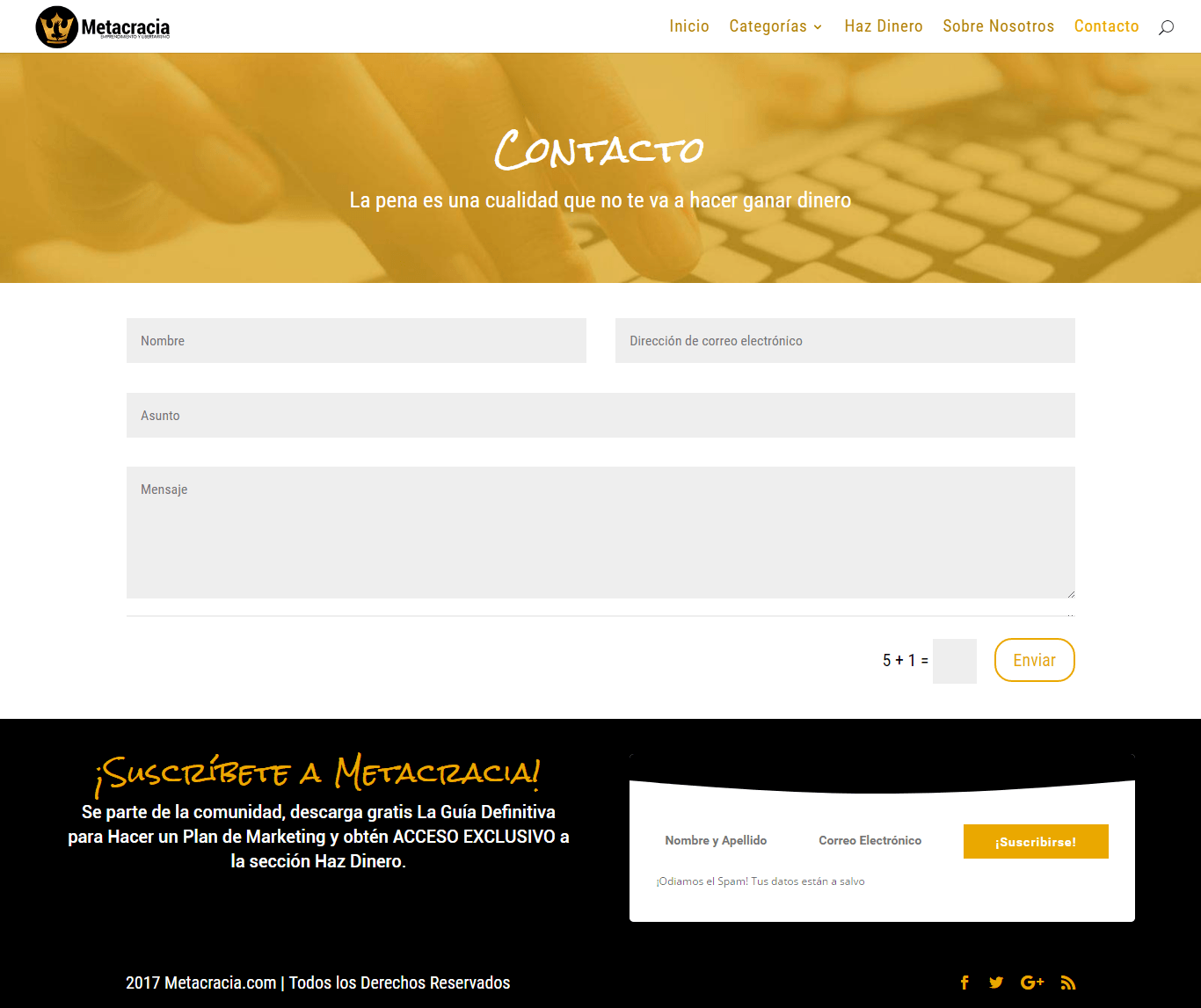 Metacracia.com 4