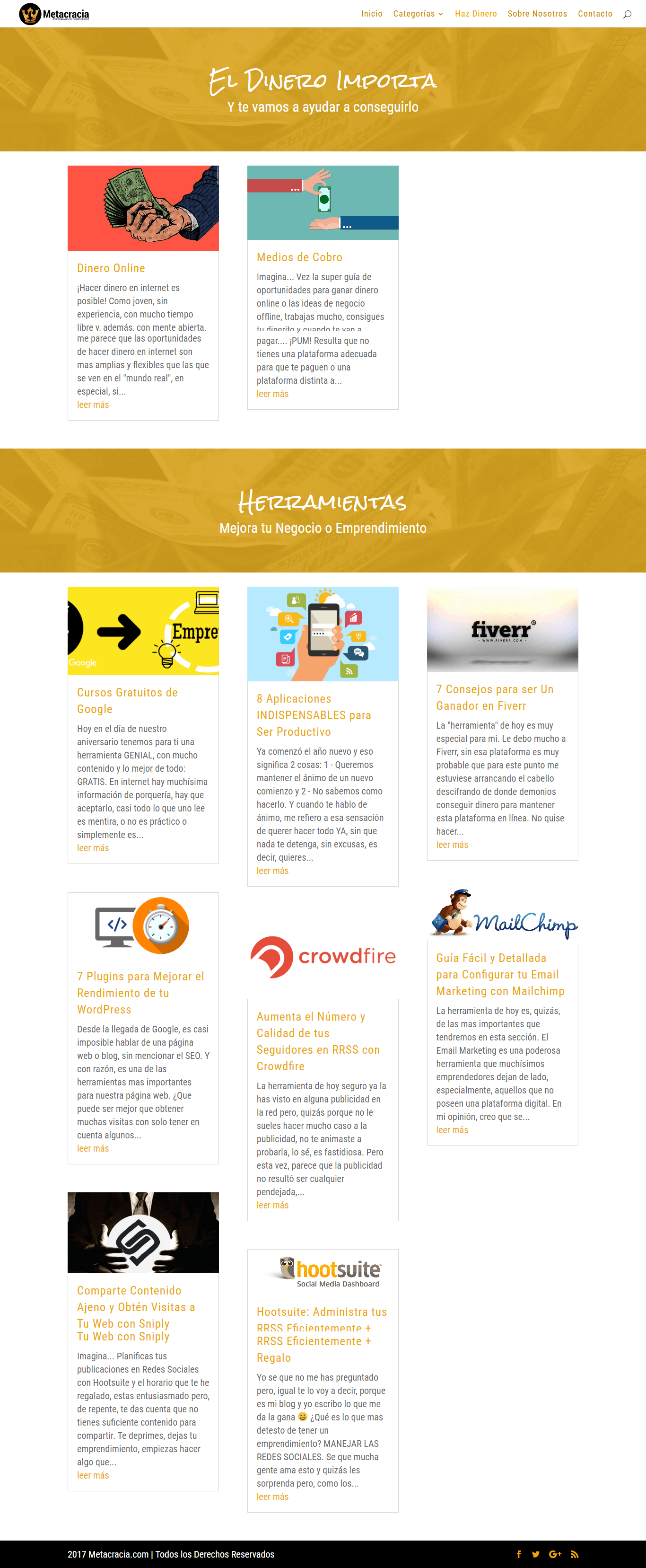 Metacracia.com 3