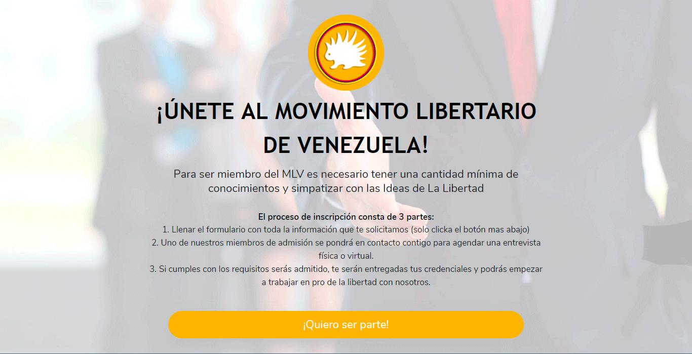 Movimiento-Libertario-de-Venezuela-Únete